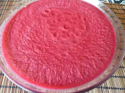 gazpacho, remolacha