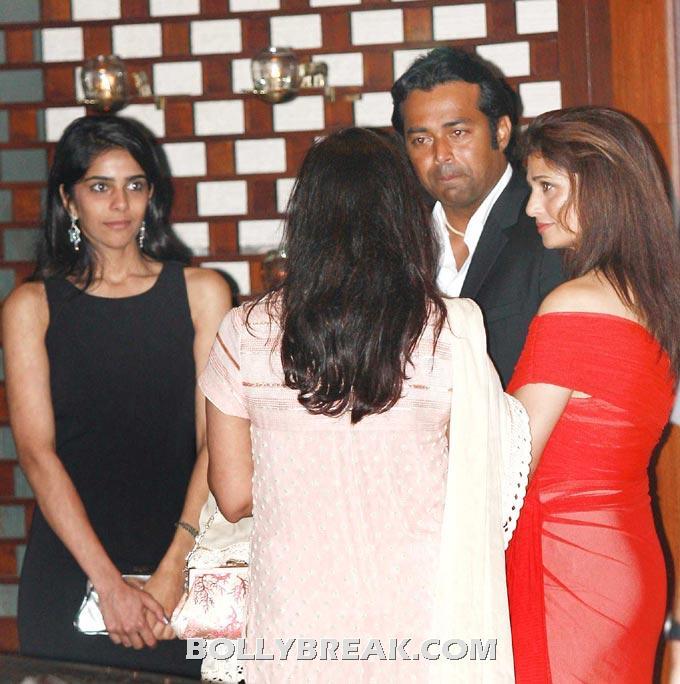 , Nita And Mukesh Ambani's Party
