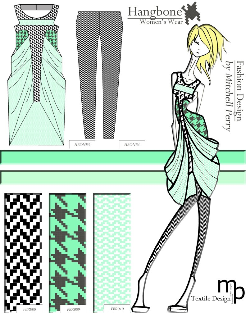fashion link fashion presentation boards