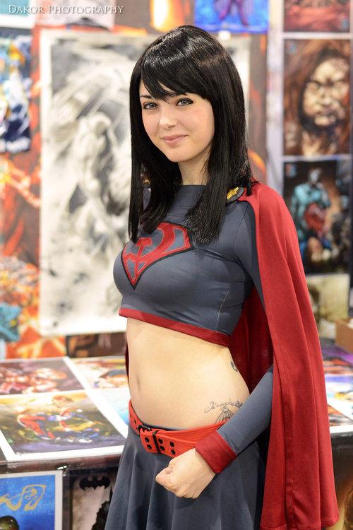 Y si Supergirl fuera comunista?