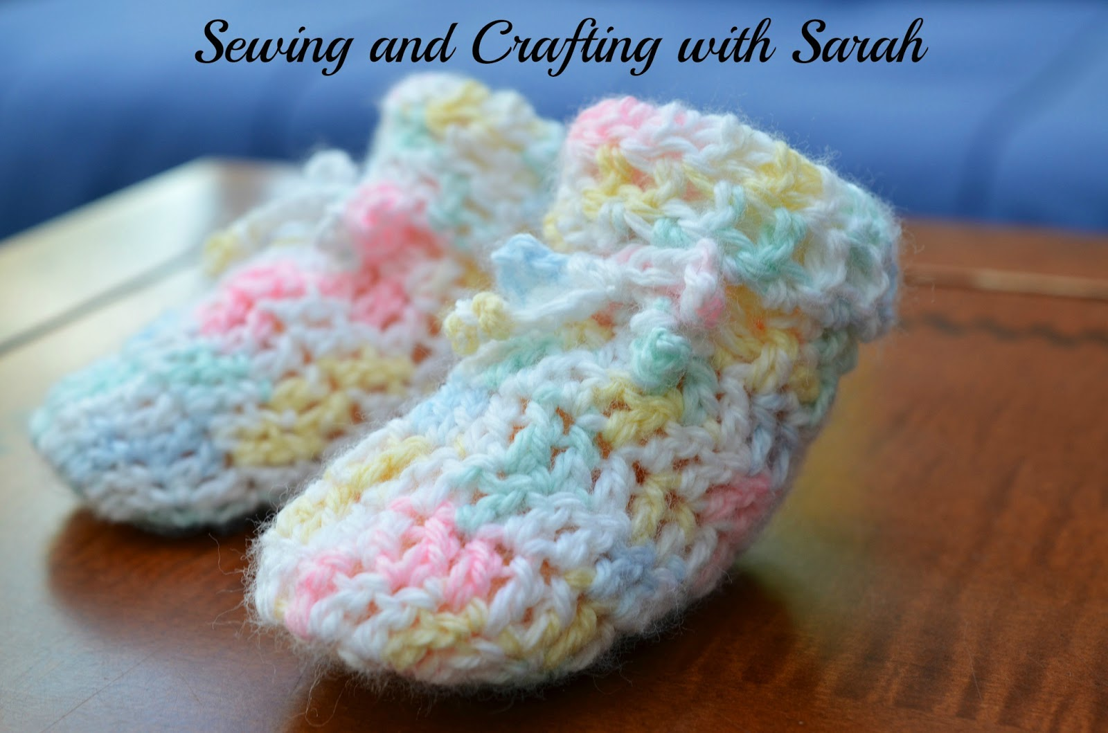 You have to see Orchid Baby Sandals Crochet Pattern on ...