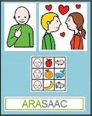 Este blog usa imágenes de ARASAAC