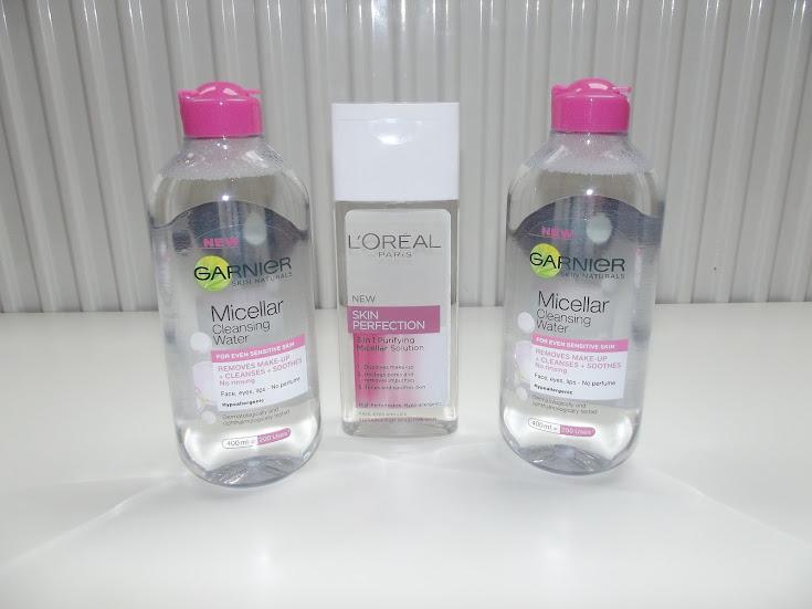Garnier / Loreal Micellar Water