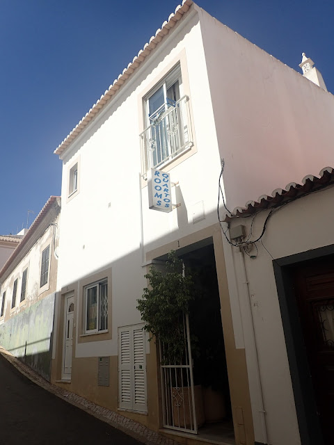 Dina's Guest House, Lagos, Algarve, Portugal.
