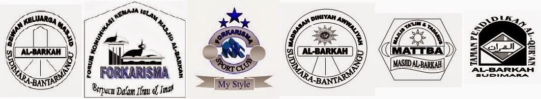 Logo Logo Unit Kegiatan Masjid (UKM) Al-Barkah