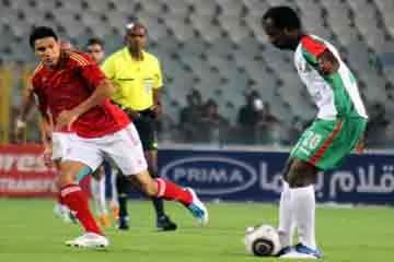 مشاهدة مباراة الاهلي والداخلية اليوم 3 فبراير 2014 في الدوري المصري الممتاز بث مباشر
