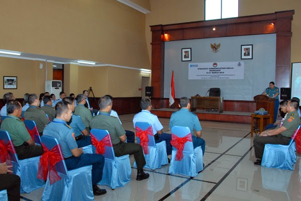 Kemhan Siapkan Perwira Ahli Negosiator Internasional