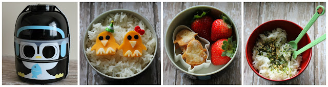 Mamabelly CuteZCute Penguin Bento