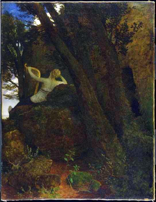 arnold bocklin sappho