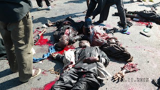 Suicide bomber attacks Muslim procession in Kano
