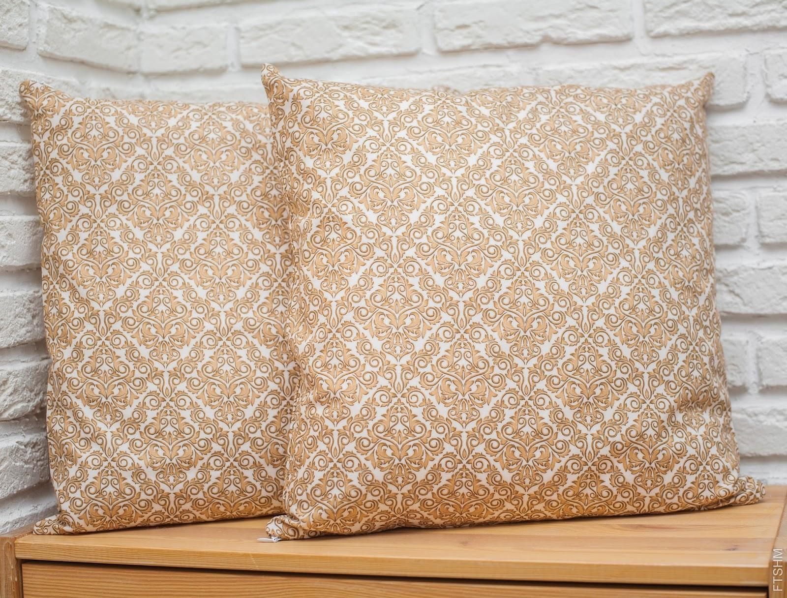 Чехол для диванных подушек своими руками 502