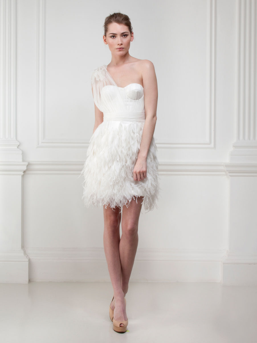 WhiteAzalea Cocktail Dresses: Cocktail Wedding Dresses 2012