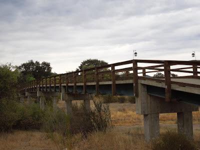 Bridge to Taft Barn in Atascadero, © B. Radisavljevic
