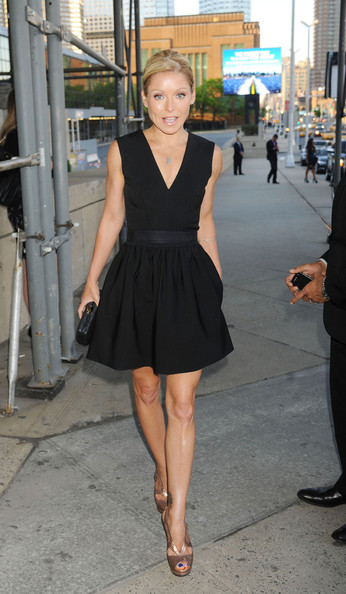 Dress- Kelly Ripa