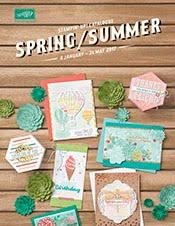 Stampin' Up! 2017 Spring catalogue