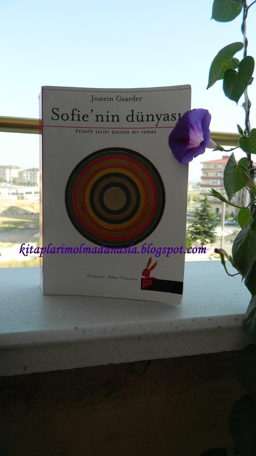 JOSTEİN GAARDER - SOFİE'NİN DÜNYASI