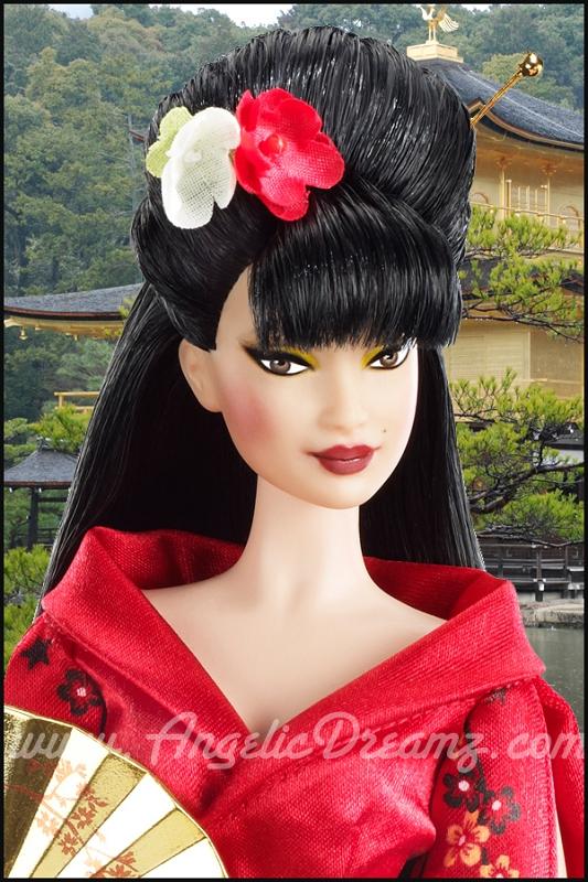 Asian barbie dolls Etsy
