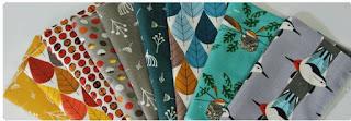 Charley Harper fabrics