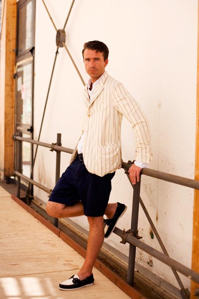 Style How To Wear Sperrys