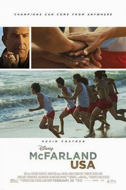 Capa McFarland, USA Torrent