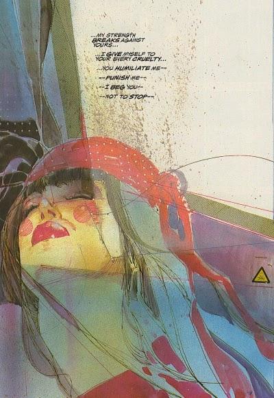 Elektra Asesina - Frank Miller - Bill Sienkiewicz