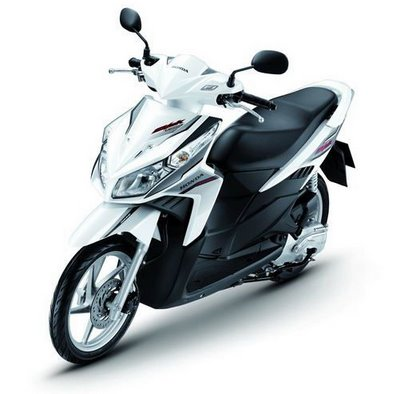 honda click recently there is a new version named honda click i engine