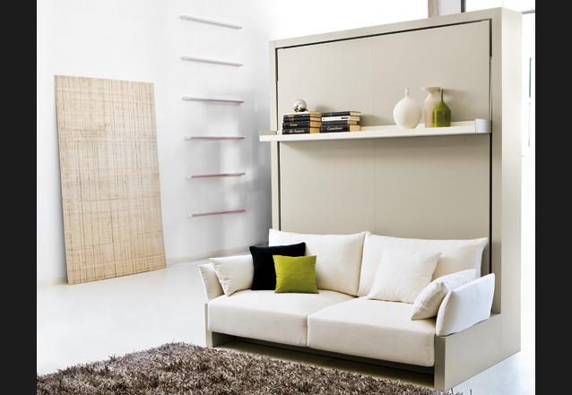 Muebles multifuncionales para espacios reducidos muebles for Espacios reducidos