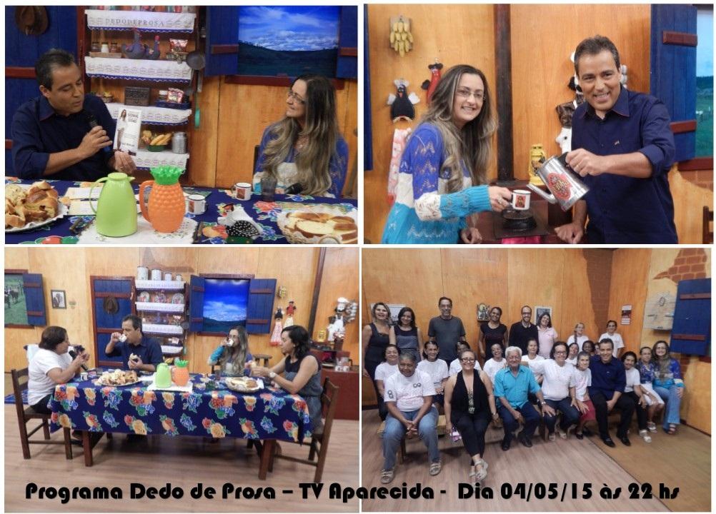 Programa Dedo de Prosa com Juarez Elisiário