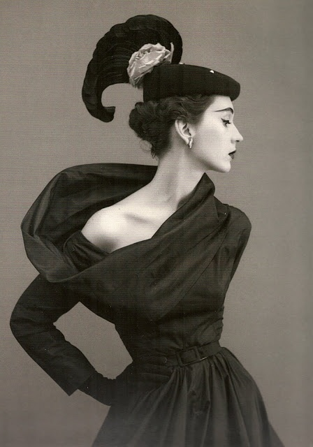 1950s Elegance #50s #fashion #1950s #style