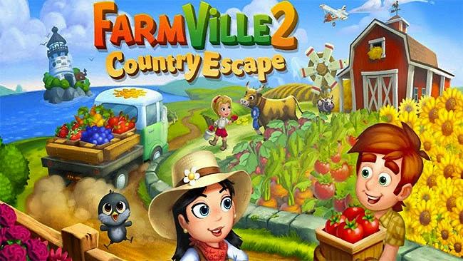 FarmVille 2 Köy Kaçamağı Anahtar Hileli Apk İndir