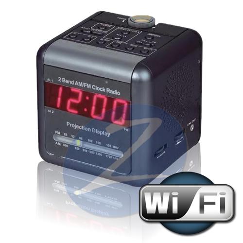 wireless 3g spy cameras alarm clock radio wireless ip spy camera. Black Bedroom Furniture Sets. Home Design Ideas