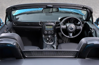 Mazda MX-5 Sport Graphite (2013) Interior