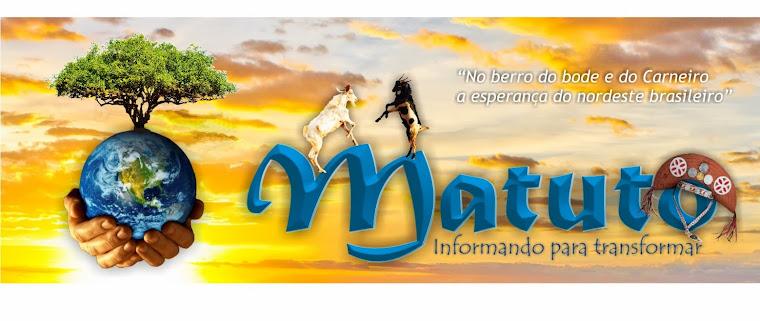 Blog O MATUTO - com você e Uauá!