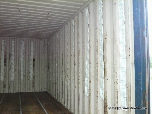 貨櫃型乾燥劑