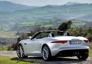 2014 Jaguar F-Type V6 S grey