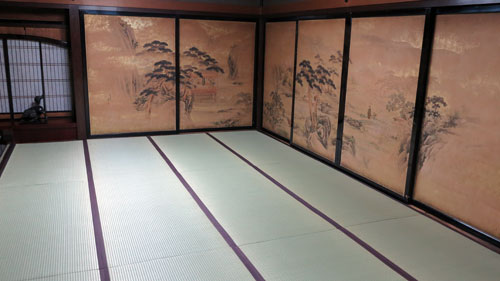 Tatami and Fusuma Kakunodate