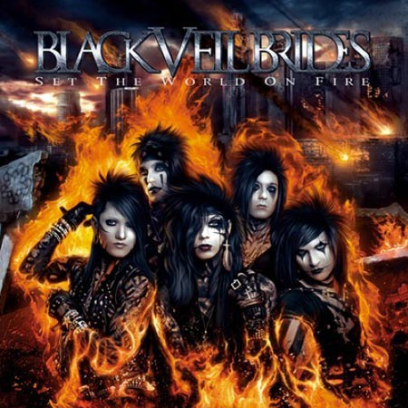 black veil brides andy. Black Veil Brides Unveil New
