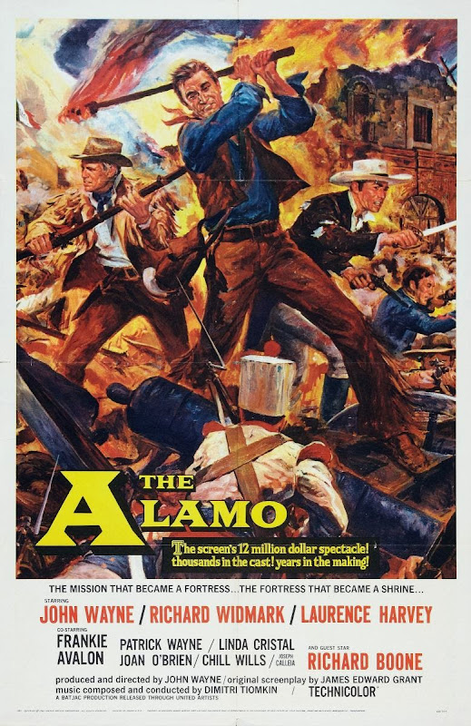 The Alamo (El Alamo) [1960] [BBRip] [Subtitulada]