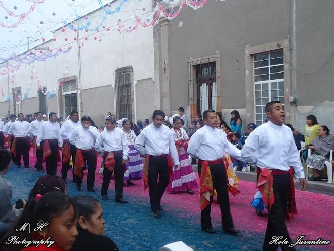 "Grupo de Danza ""Ofrenda Guadalupana"""