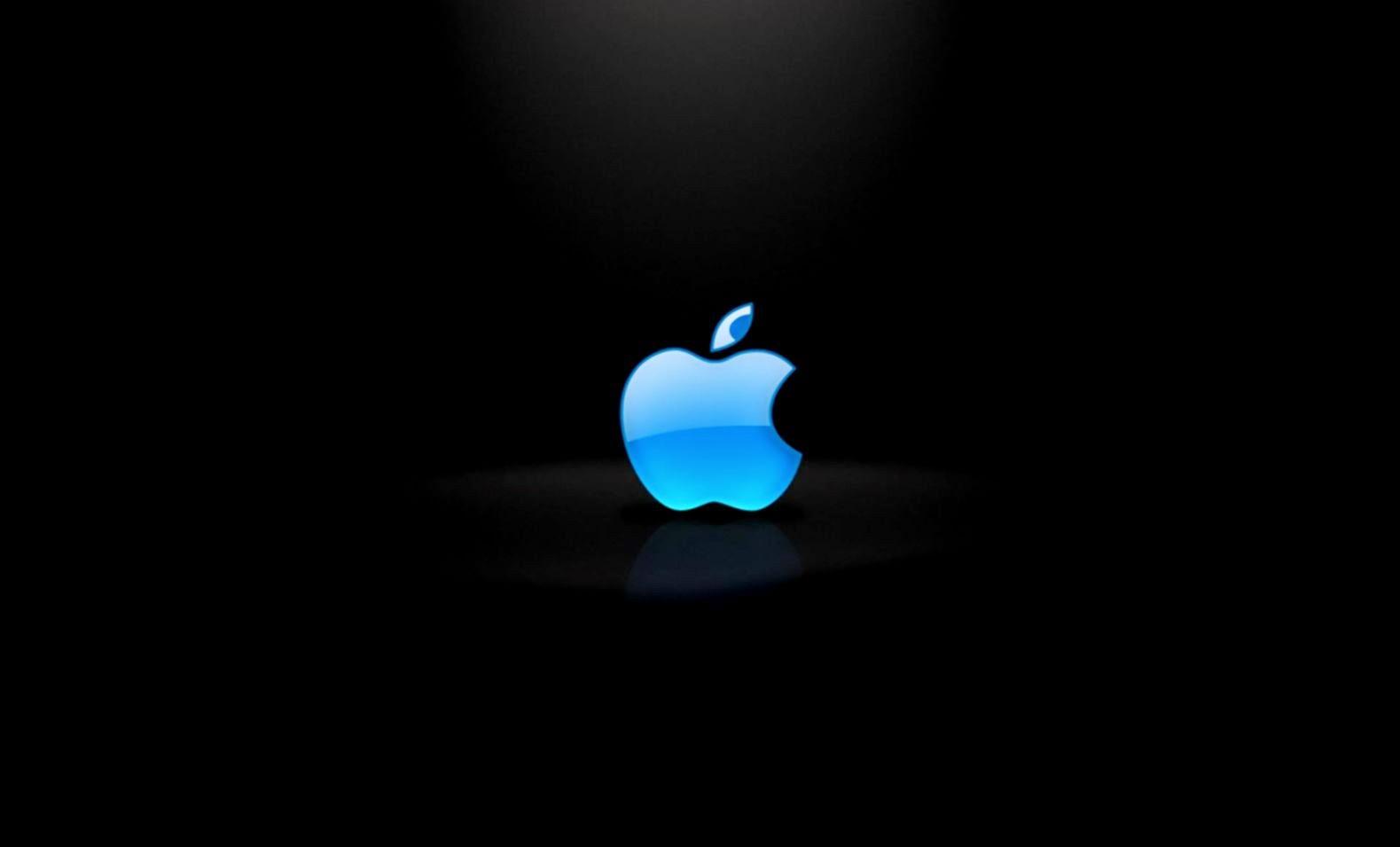 Download 1680x1050 Resolution of high definition imac dark desktop