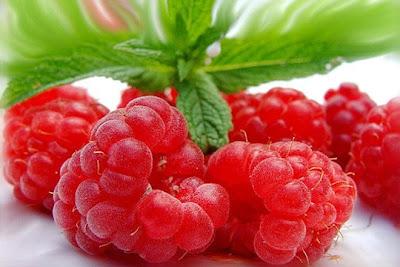 Recettes Fruits-Soufflés aux framboises