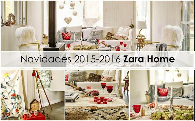Zara Home Decoracion Hogar ~ Decoraci?n F?cil Navidad 2015 2016 de Zara Home