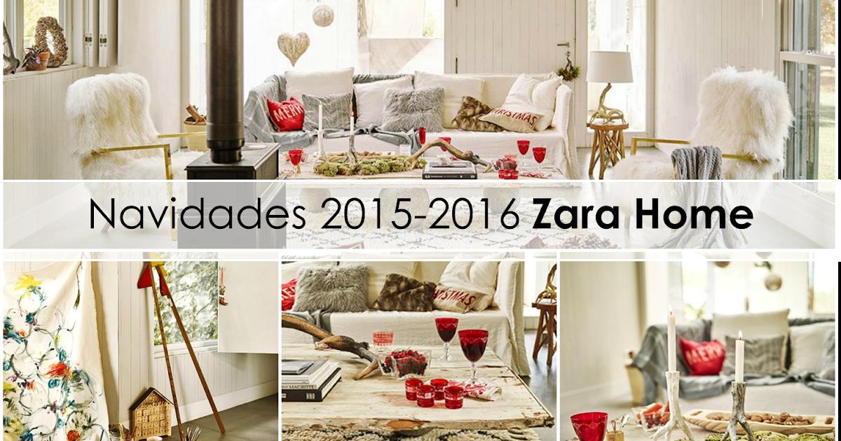 Zara Home Decoracion Marinera ~ Decoraci?n F?cil Navidad 2015 2016 de Zara Home