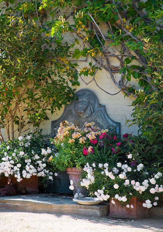 Un jard n rom ntico guia de jardin for Jardines chinos pequenos