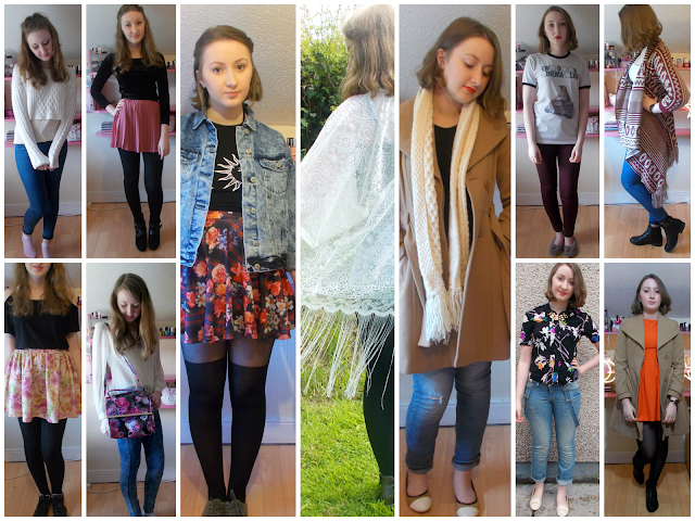 2015 in outfits!