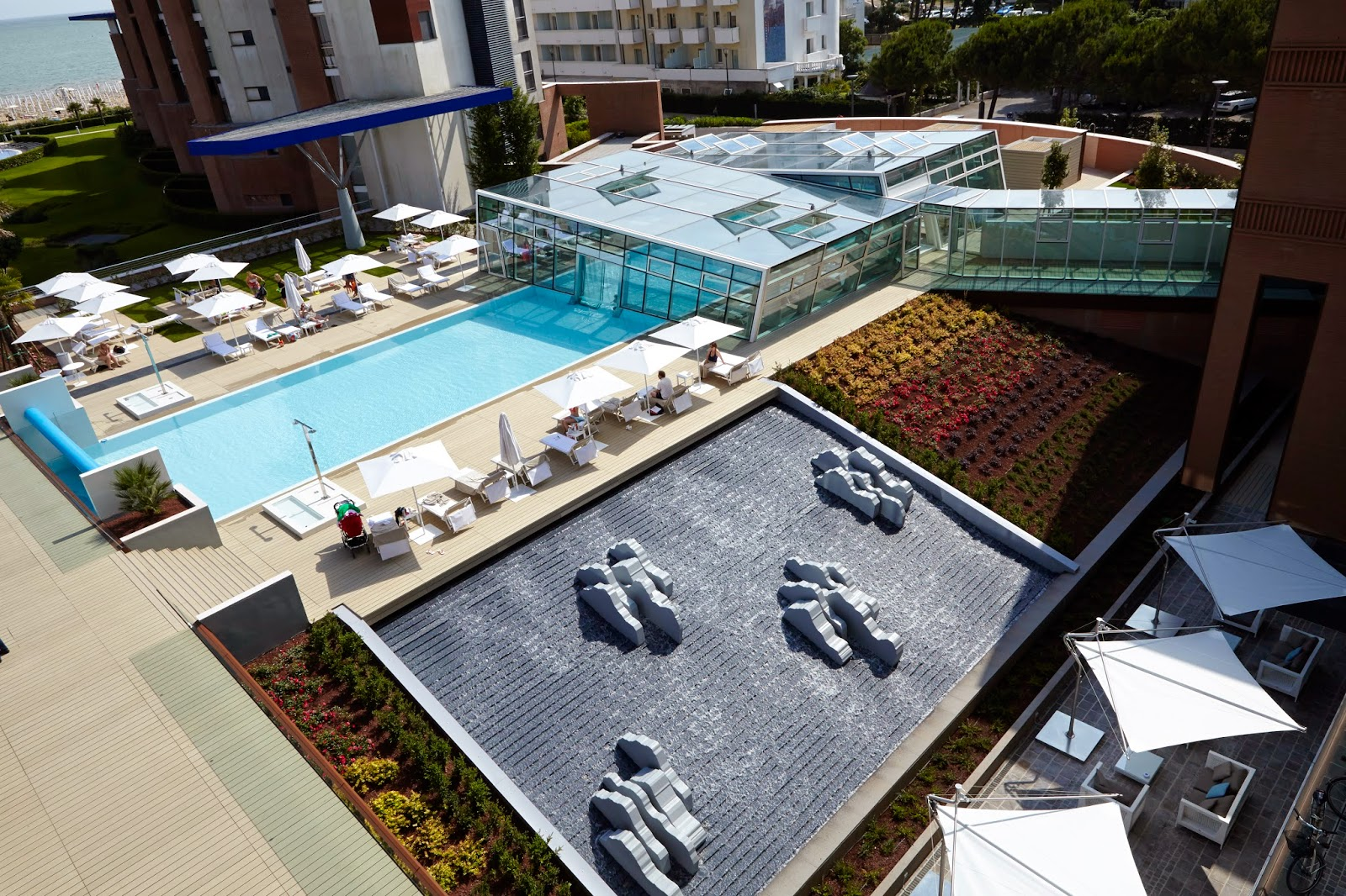 Hotel Jesolo Lido Almar Resort & SPA 5 stelle