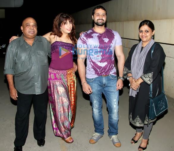 Bollywood Celebs grace Rajesh Roy's bash