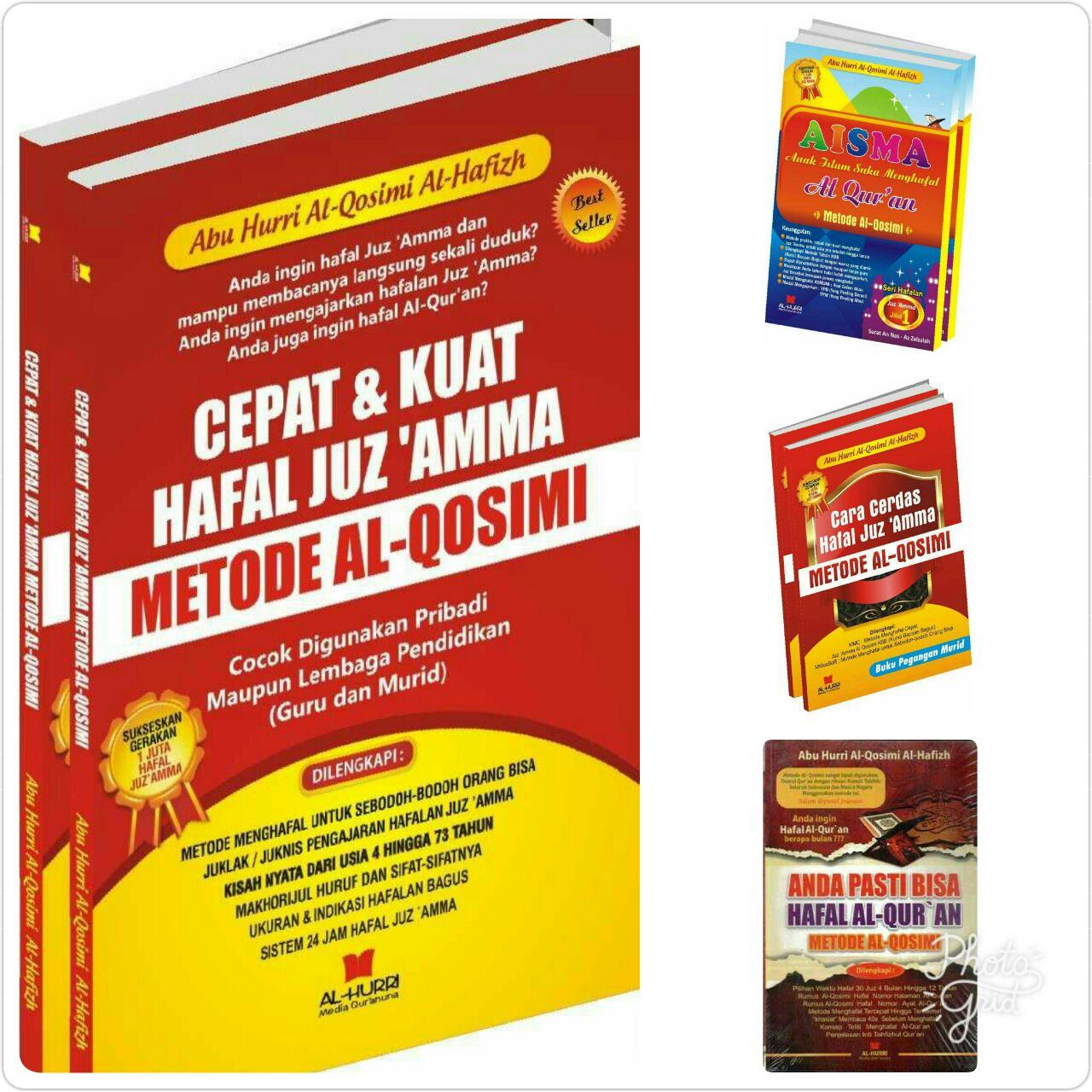 Metode Menghafal Al Qur'an