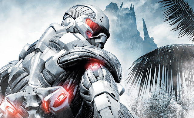crysis first person shooter game crytek