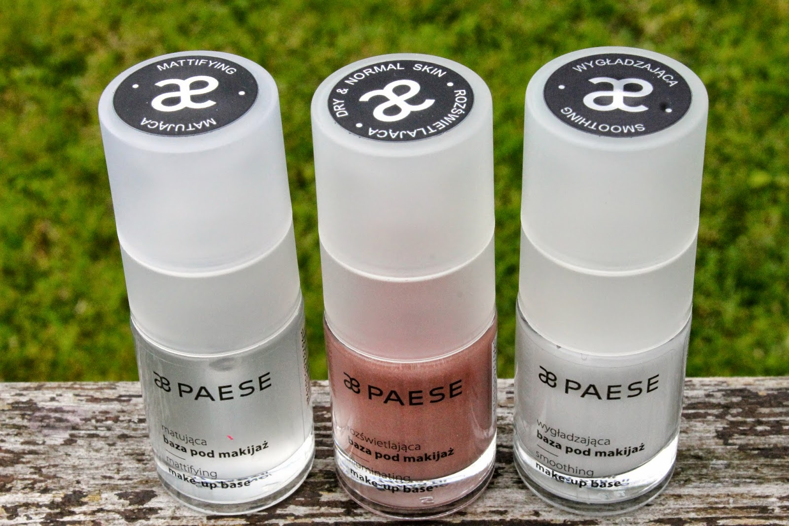 Paese Make up bases